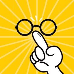 金手指眼镜