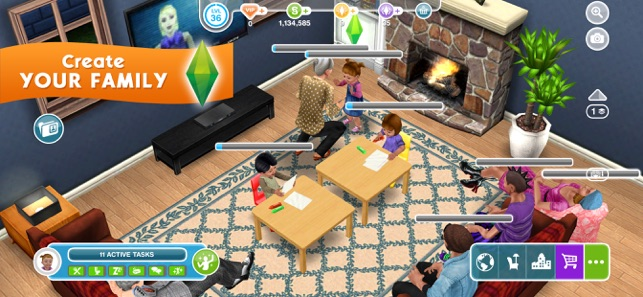 The Sims Freeplay On The App Store