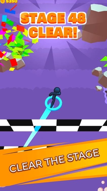 Stickman Dash! screenshot-3