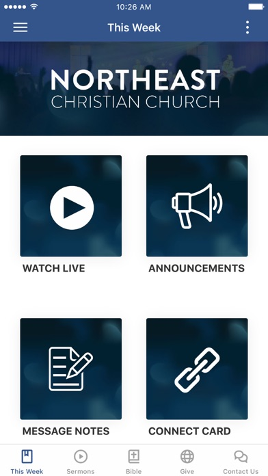 点击获取NorthEast Christian Church LEX