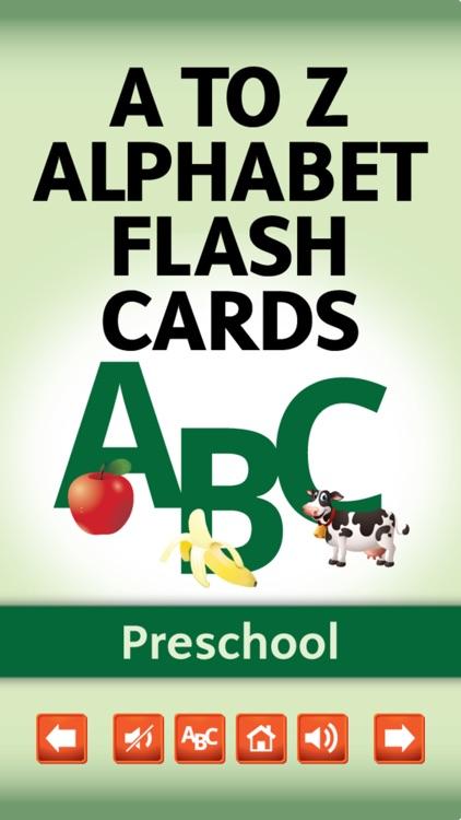 English Alphabet Flash Cards by Mike Hempfling