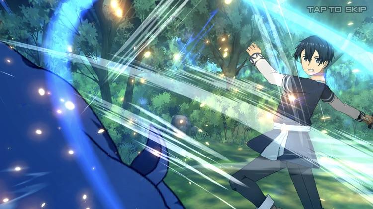 Sword Art Online screenshot-4