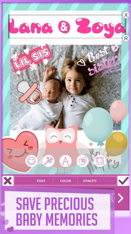 Babily - Baby Milestones Story