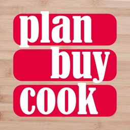 Plan Buy Cook meal planner