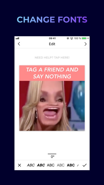 Video Meme Maker Add Subtitles screenshot-6