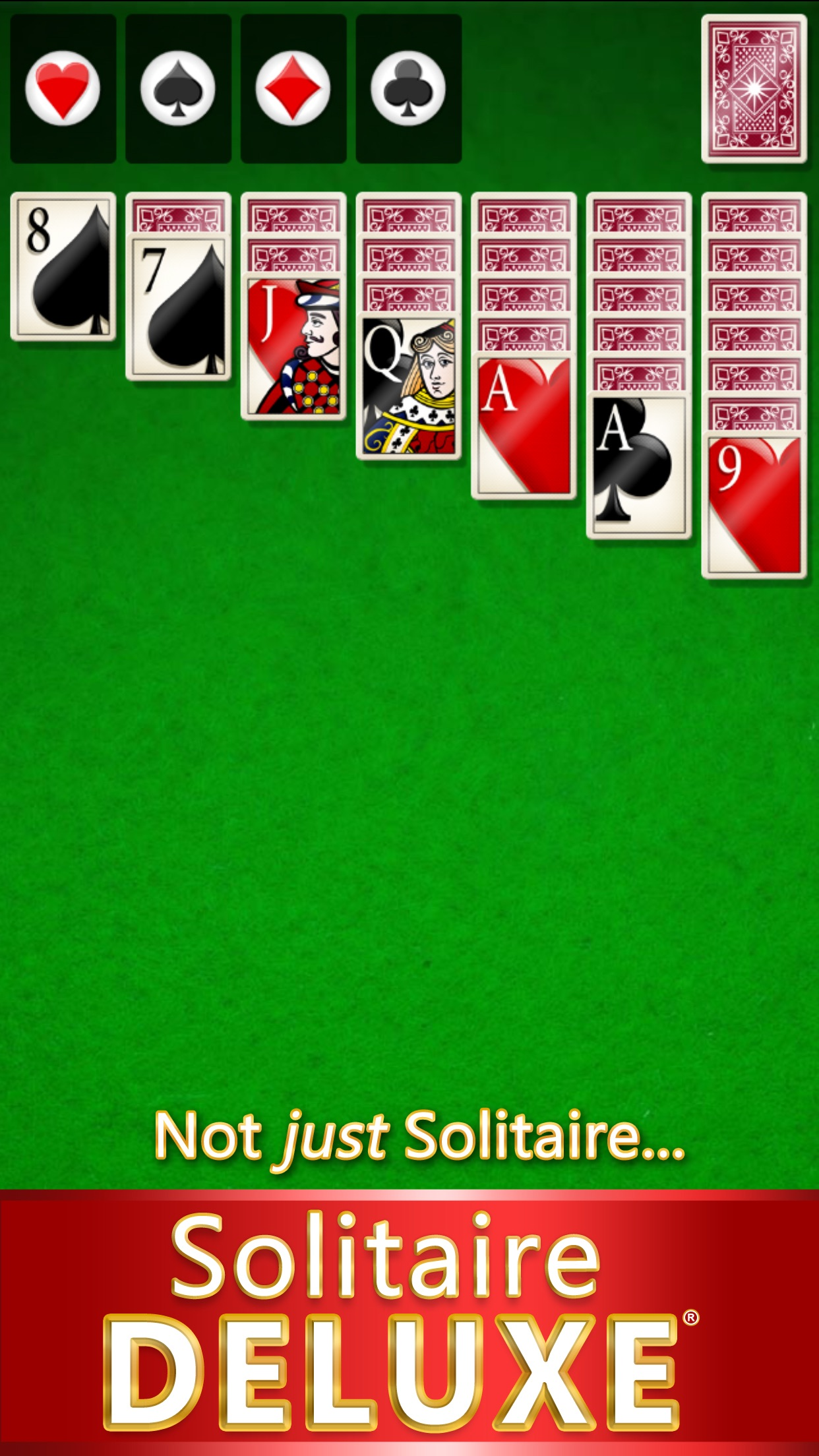 Solitaire Deluxe® 16 Pack Screenshot