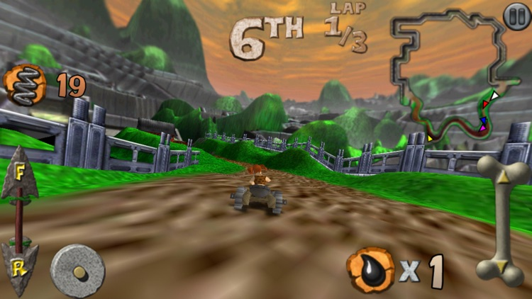 Cro-Mag Rally screenshot-3