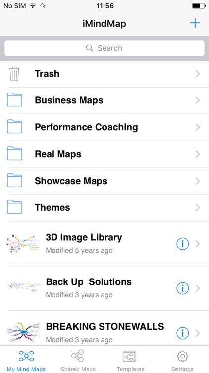 iMindMap screenshot-4