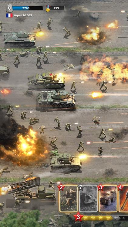 World War 2 - Online Strategy screenshot-0