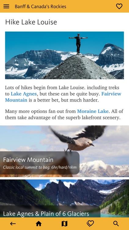 Banff & Canada's Rockies Guide screenshot-6