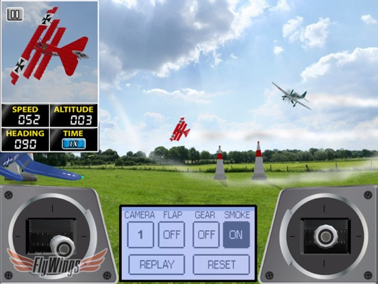 RC Flight Simulator 2016 для iPad