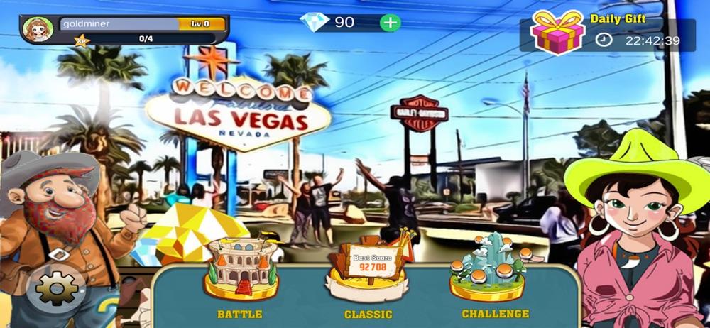 Gold Miner Las Vegas Cheat Codes