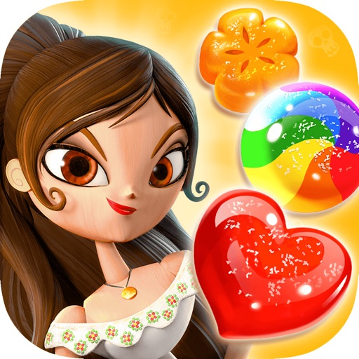 Sugar Smash: Book of Life