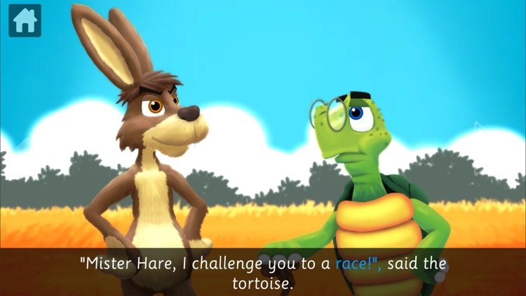 Tortoise and Hare (TaleThings)