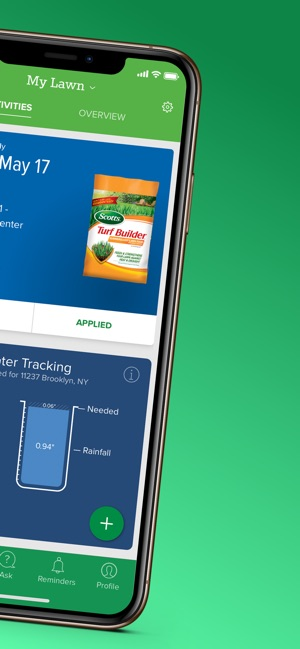 My Lawn: A Guide to Lawn Care on the App Store