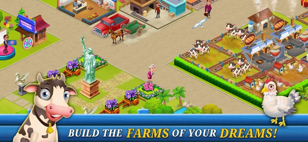 Supermarket City : Farm Tycoon hack tool