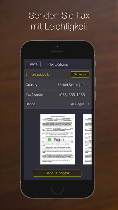 My Scans, beste Scanner-AppScreenshot von 5