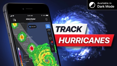 Weather Radar NOAA Screenshot