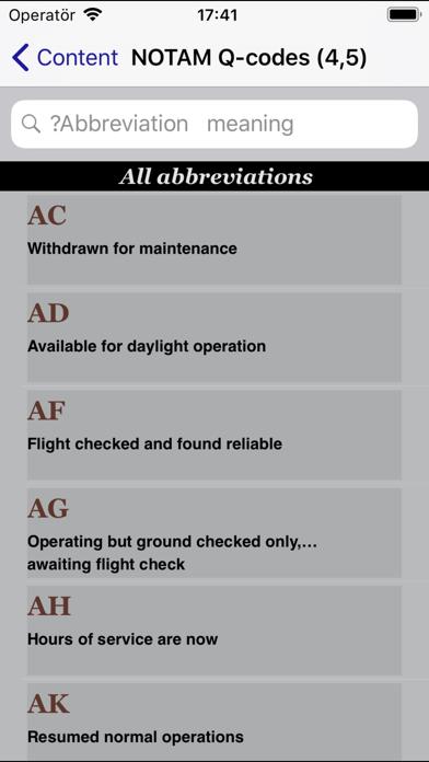 AviationCodeのおすすめ画像7