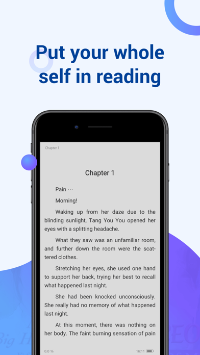 iReader— Novel, comic Screenshot
