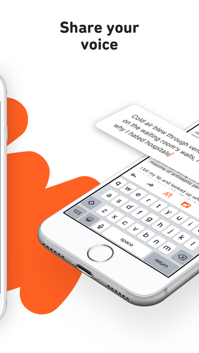 Wattpad by Wattpad Corp (iOS, United States) - SearchMan App