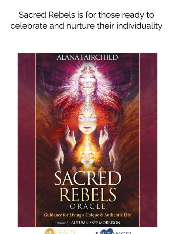 Screenshot #4 pour Sacred Rebels Oracle