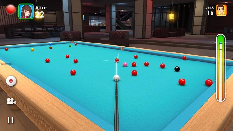 Real Snooker 3D screenshot-6