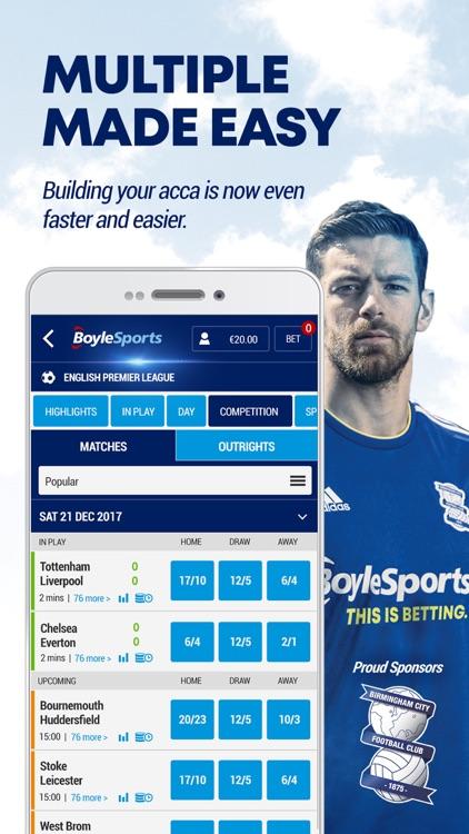 BoyleSports Sports Betting