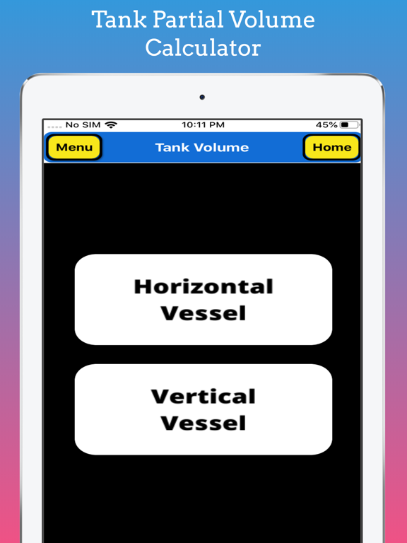 Tank Volume Calculator Pro screenshot 9