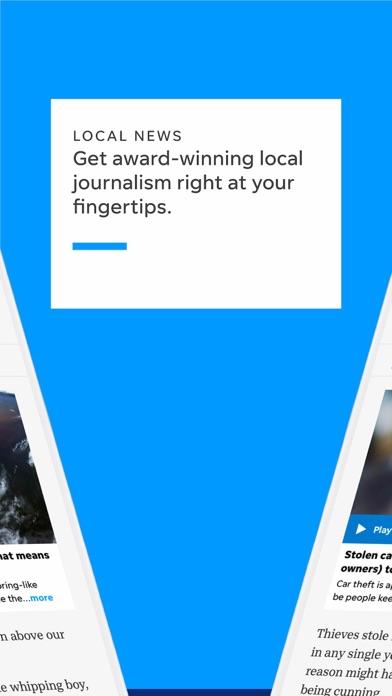 Caller Times Screenshot