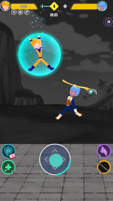 Stick Battle Fight screenshot 1