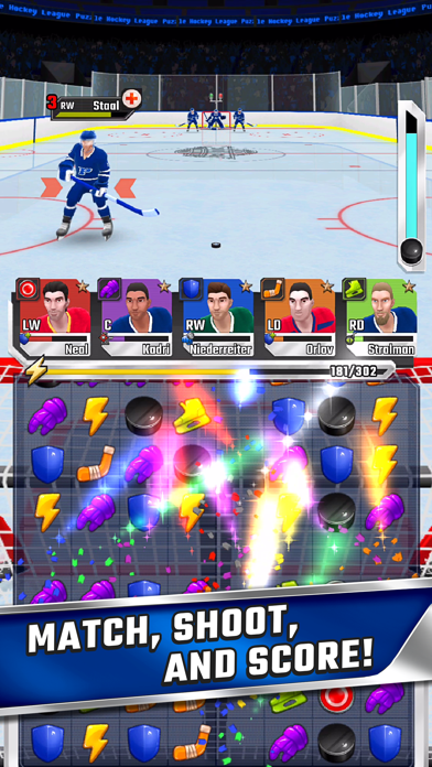 Puzzle Hockey screenshot 10