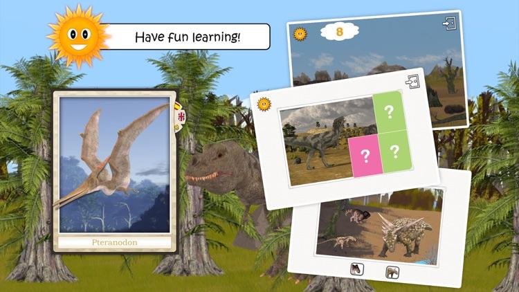 Dinosaurs & Ice Age Animals screenshot-3
