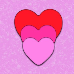 Animated Candy Hearts Stickers