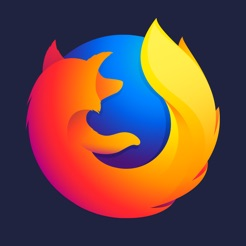 ‎Internet-Browser Firefox