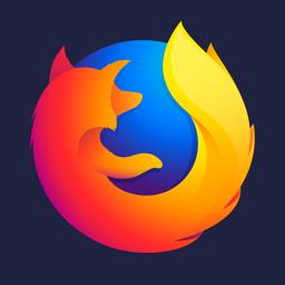 Ícone do app Navegador web Firefox