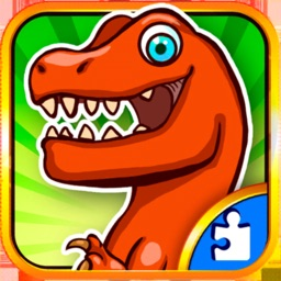 Dino puzzle for kids