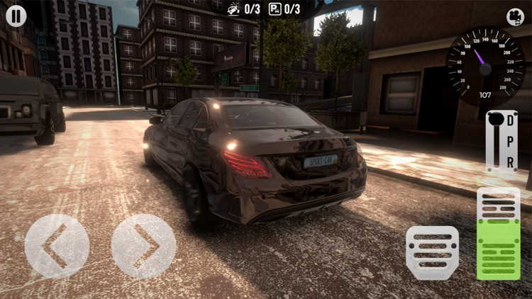 Real Car Parking: Park Master screenshot-8