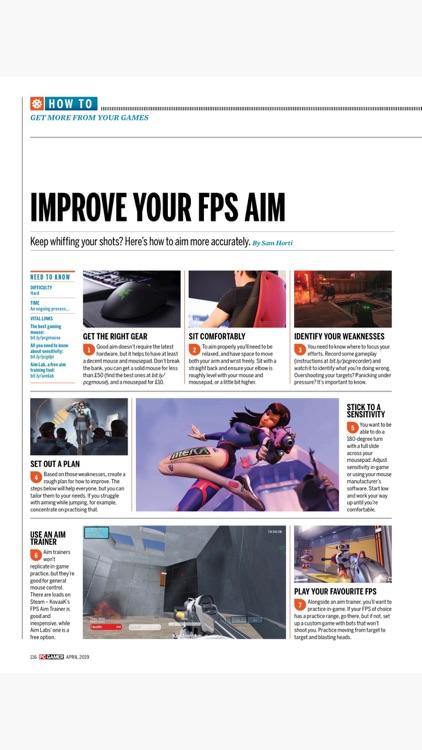 PC Gamer (UK): the world's No.1 PC gaming magazine screenshot-9