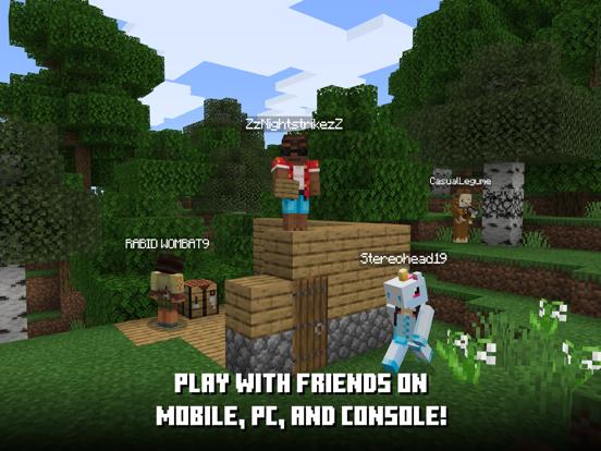 Minecraft – Pocket Edition screenshot 16
