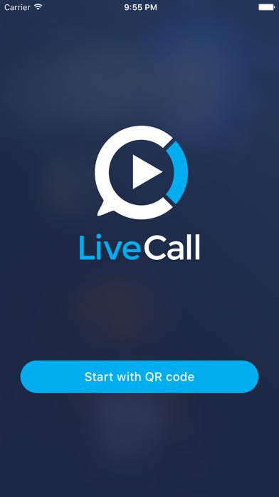 LiveCallのスクリーンショット1