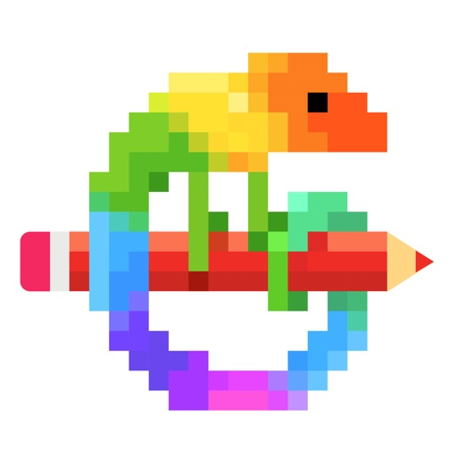 Pixel Art - Color by Number iOS App
