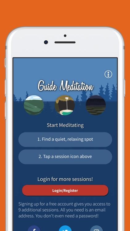 Guide Meditation screenshot-9
