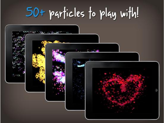Magic Fingers Lite - Magical Kids Sparkling Doodle & Drawing App screenshot