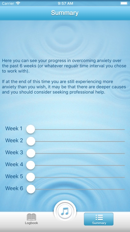 Anxiety Release based on EMDR screenshot-3
