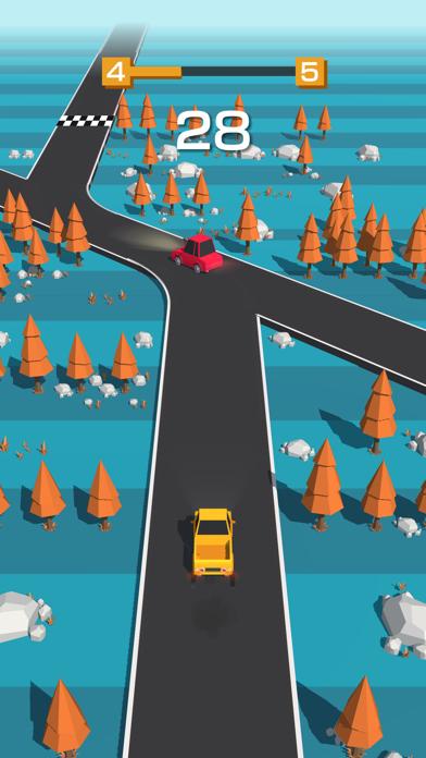 Traffic Run! Screenshot