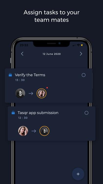 Tasqr: To-do list & Reminders screenshot-4