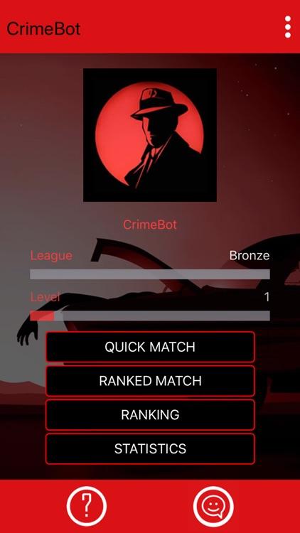 Crime Scene Detective CrimeBot screenshot-3