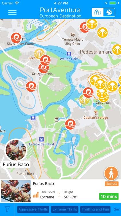 Offline Guide: PortAventura