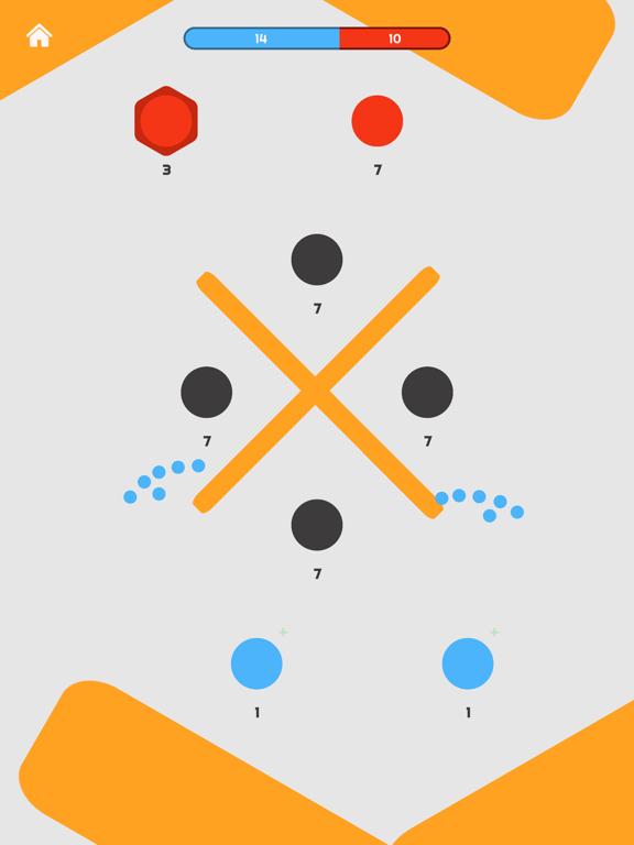 Clash of Dots - 1v1 RTS screenshot 7